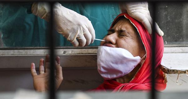 Coronavirus: Mizoram's daily positivity rate crosses 30%