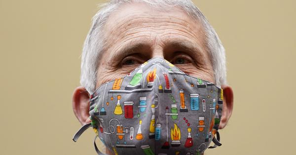 Covid-19: Virologist Anthony Fauci warns countries with Delta variant of 'surge of infections'