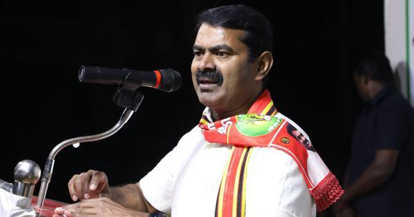 Seeman's aggressive Tamil nationalism strikes a chord, winning more votes than Kamal Haasan and AMMK
