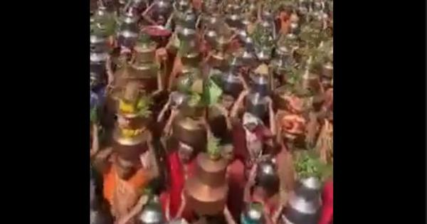 Covid-19: Hundreds of devotees in Gujarat participate in religious procession, 23 arrested