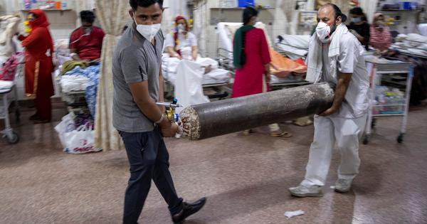 Coronavirus: Delhi reports 4,482 cases and 265 deaths in 24 hours, positivity rate dips under 7%