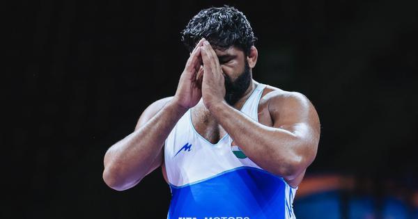 Wrestling World Olympic qualifier: Sumit earns 125kg quota for Tokyo 2020; Kadian, Dhankar lose