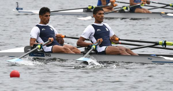 Indian rowers Arjun Lal, Arvind Singh qualify for Tokyo Olympics in lightweight double sculls event