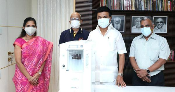 IPL franchise Chennai Super Kings procures 450 Oxygen concentrators to help TN fight Covid-19