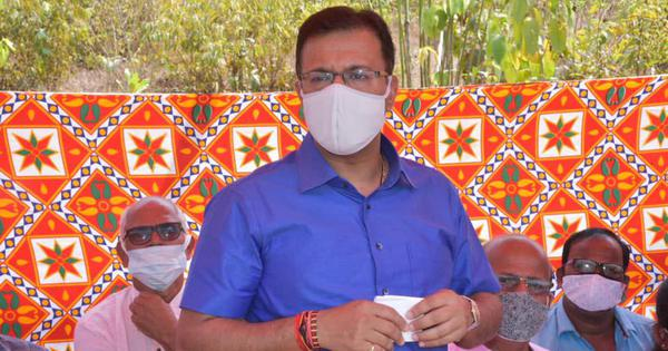 Goa health minister claims no death due to lack of oxygen two months after he admitted to shortage