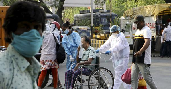 Coronavirus: India records over 3.29 lakh new cases, 3,876 deaths