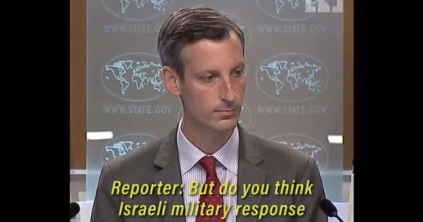 'Do you condemn the killing of Palestinian children?': Reporter asks US state department's Ned Price