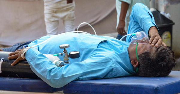 Coronavirus: India reports 3,48,421 new cases, toll rise by 4,205 in highest single-day surge
