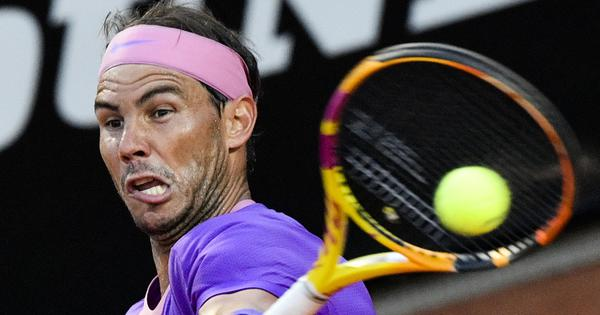 Italian Open: Nadal sees off Sinner to reach third round, Medvedev stunned by Karatsev