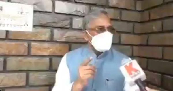 'Coronavirus also has a right to live': Former Uttarakhand Chief Minister Trivendra Singh Rawat