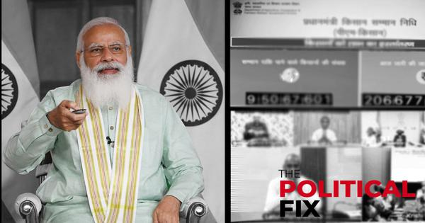The Political Fix: As brutal Covid-19 second wave moves into rural India, Modi deploys spin doctors