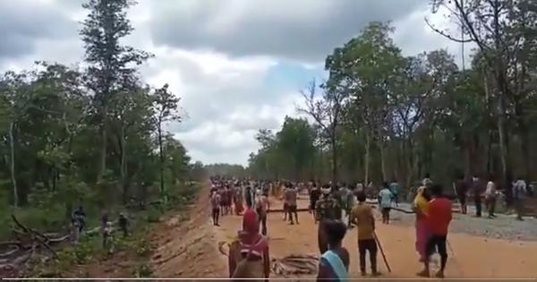 Video: Three Adivasi protestors killed in police firing in Chhattisgarh