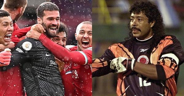 Watch: From Alisson Becker to Rene Higuita, a list of stunning and dramatic goals by goalkeepers