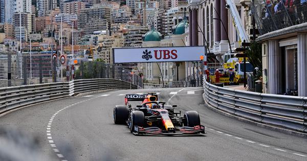 Formula One: Max Verstappen wins Monaco Grand Prix to go top of driver standings