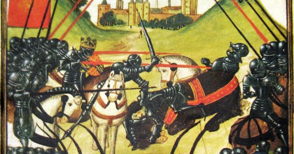 How the French meddled in the 15th century English civil wars