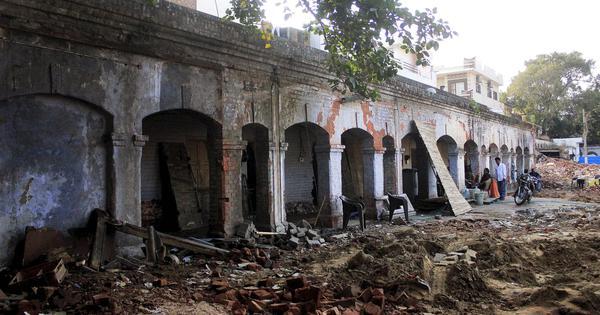 In photos: How Gurugram's now-demolished Kaman Sarai helps residents reimagine their city