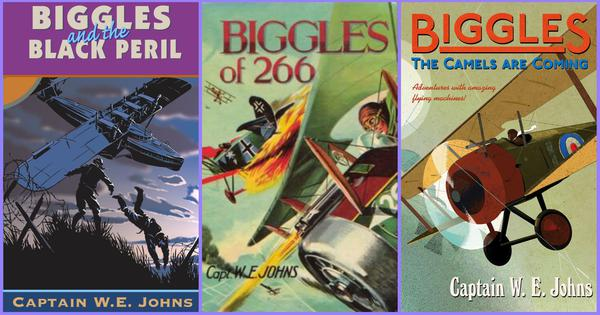 Biggles turns 122: Why those who grew up in the 20th Century can never forget the fictional pilot