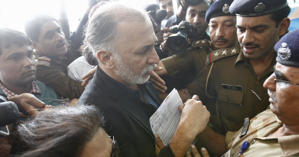 Tarun Tejpal case: Complainant did not behave like victim of sexual assault, says court