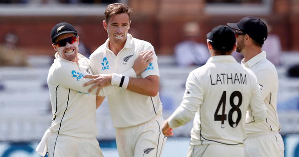 Past experience will help us: Southee confident New Zealand can end final heartache against India