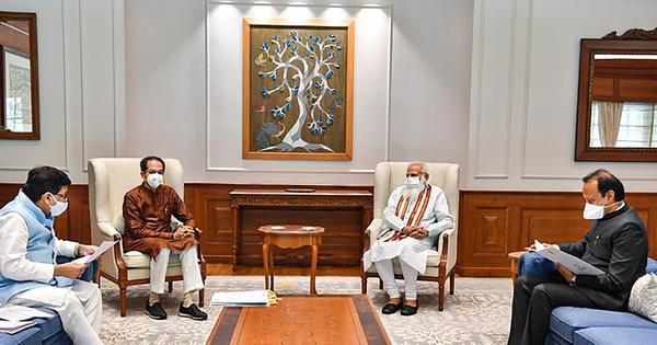 Maratha quota: Uddhav Thackeray meets Modi, requests him to lift 50% cap on reservation