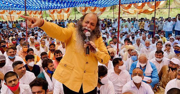 Suraj Pal Amu and the New Hindutva