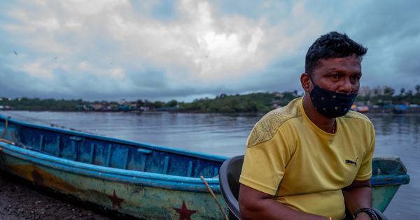 Mumbai's Koli fishermen face a perfect storm: climate change, cyclones, and illegal fishing
