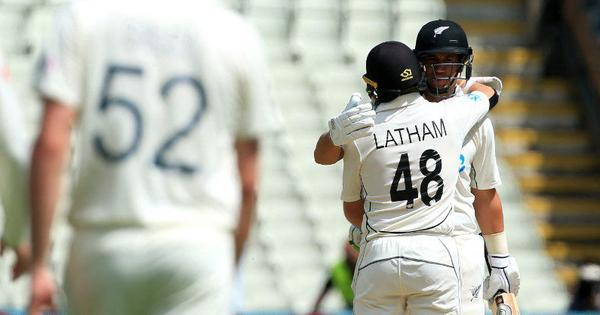 Cricket: Dominant New Zealand thrash England in second Test to seal series win