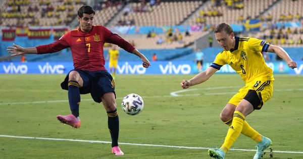 Euro 2020, Group E qualification scenarios: Plenty of possibilities as Spain's fate hangs in balance