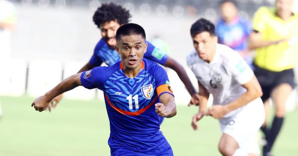 Football: India's tame draw against Afghanistan sums up uninspiring World Cup qualifying campaign