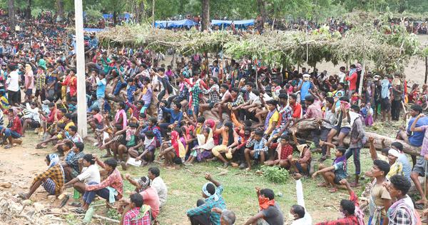 Silger protest taps into wider anger in Bastar over security camps coming up in the name of roads