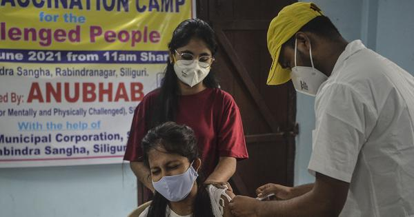 Coronavirus: With 58,419 new cases, India reports lowest one-day rise since March 31