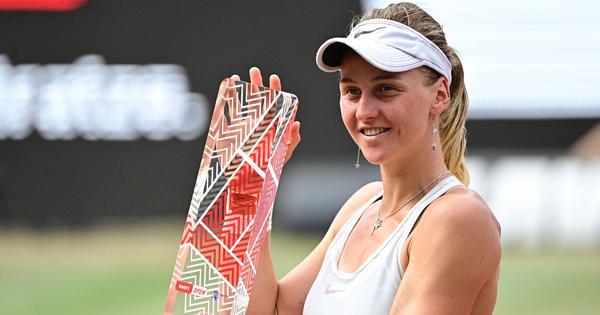 Tennis: Qualifier Samsonova lifts Berlin title; Jabeur becomes first Arab woman to win a WTA title