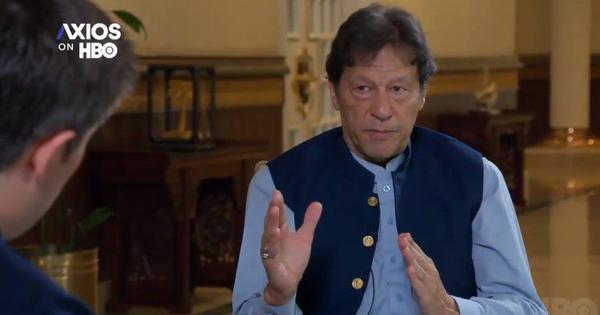 'We speak to China behind closed doors': Pakistan PM Imran Khan on genocide of Uighurs