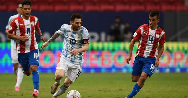 Copa America: Messi marks personal milestone as Argentina, Chile qualify for quarter-finals