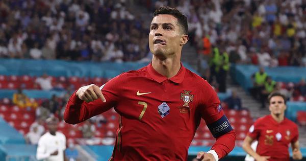 Euro 2020: Cristiano Ronaldo becomes joint-highest goalscorer in international football history