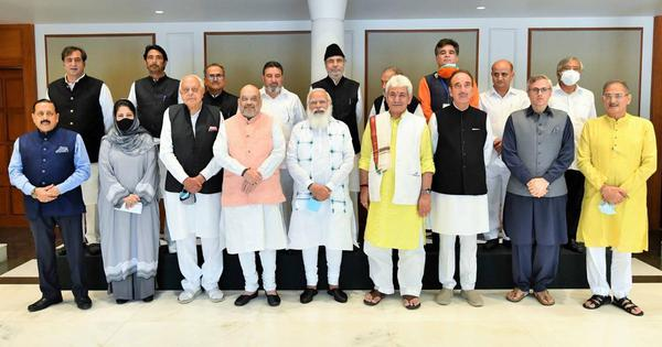 Will Kashmir's mainstream political leaders stand against Modi's plan to carry out delimitation?