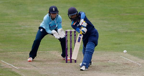 England vs India: Wanted to be there and win the game for the team, says Mithali Raj after third ODI