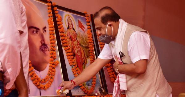 How Assam's new chief minister is leveraging Assamese nationalism to push Hindutva