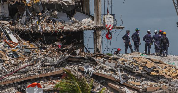 Florida building collapse: Indian-American couple, one-year-old daughter among 151 missing