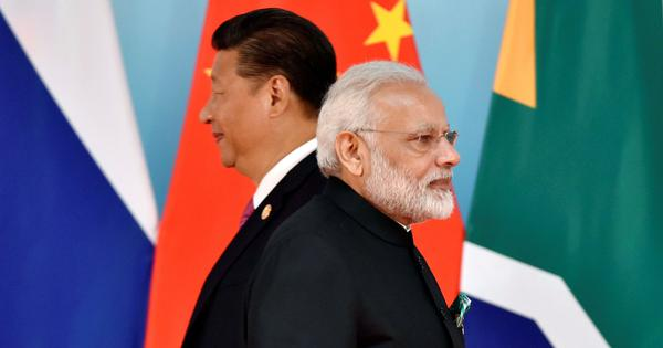 Even as China continues its ascent, India's rise will continue to attract global attention