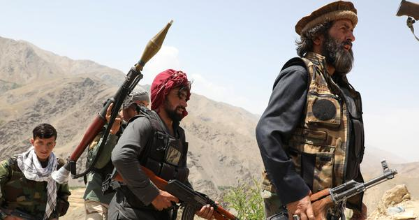 The spectre of civil war in Afghanistan presents a serious threat to Pakistan's stability
