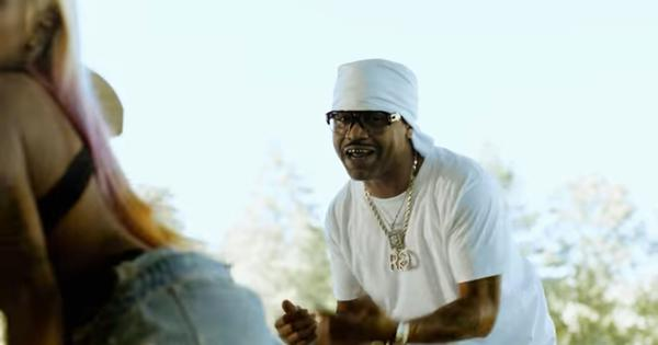 Watch: Rapper Juvenile refashions old hit song 'Back That Thang Up' to release 'Vax That Thang Up'