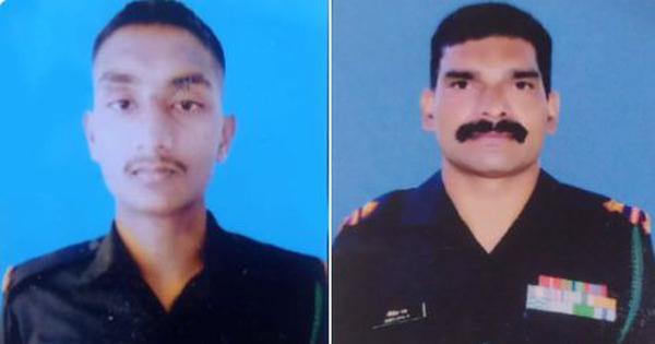 J&K: Two Pakistani terrorists, two soldiers killed in gunfight along LoC