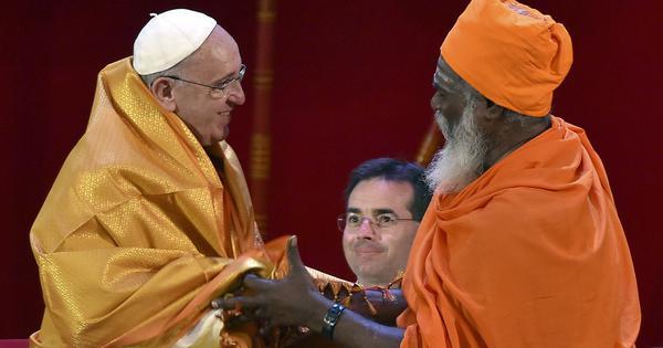 Sudheendra Kulkarni: What Gandhi, Saint Francis and Pope Francis have in common