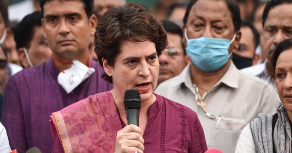 Uttar Pradesh polls: Congress open to forming alliances, says Priyanka Gandhi