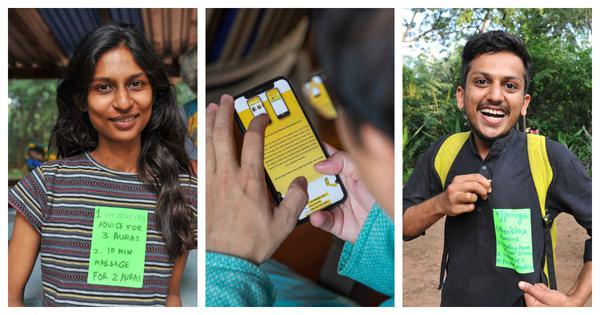 In quest for utopia, Auroville hopes that it can create a society without money using an app