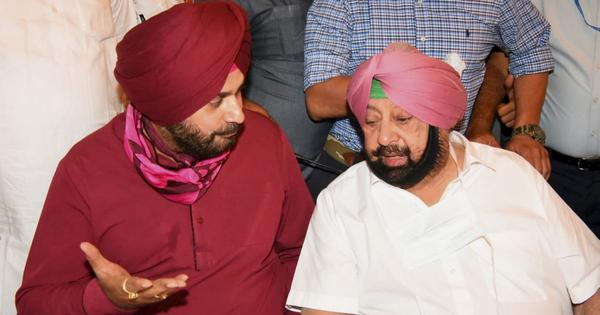 For the Congress in Punjab,  factionalism has often been a feature –not a bug