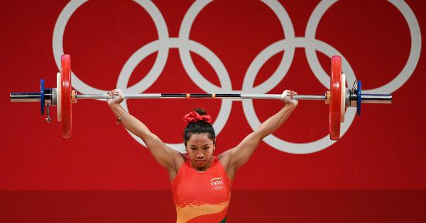 Tokyo 2020: Mirabai Chanu wins India's first medal with silver in women's 49kg weightlifting