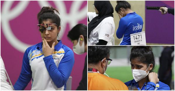 Tokyo 2020, shooting: Explaining the unfortunate pistol issue that India's Manu Bhaker faced