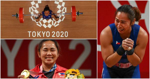 Hidilyn Diaz: The incredible story of Philippines' first ever Olympic Games Gold medallist